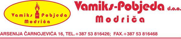 Vamiks-Pobjeda d.o.o., Modriča