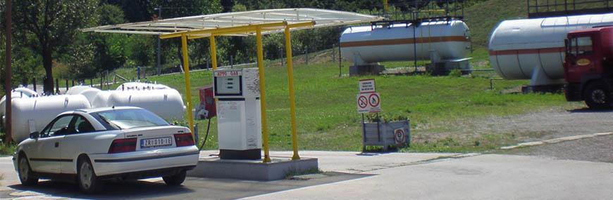 LPG pumpa autoplina