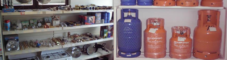Plinska oprema